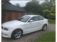 BMW 1 series coupe 2.0L