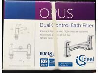 Ideal standard opus bath filler taps x 2 pairs