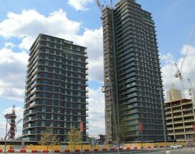 **SELECTION OF 1,2,3 BEDROOM PROPERTIES IN STRATFORD BRAND NEW BUILDING** TG