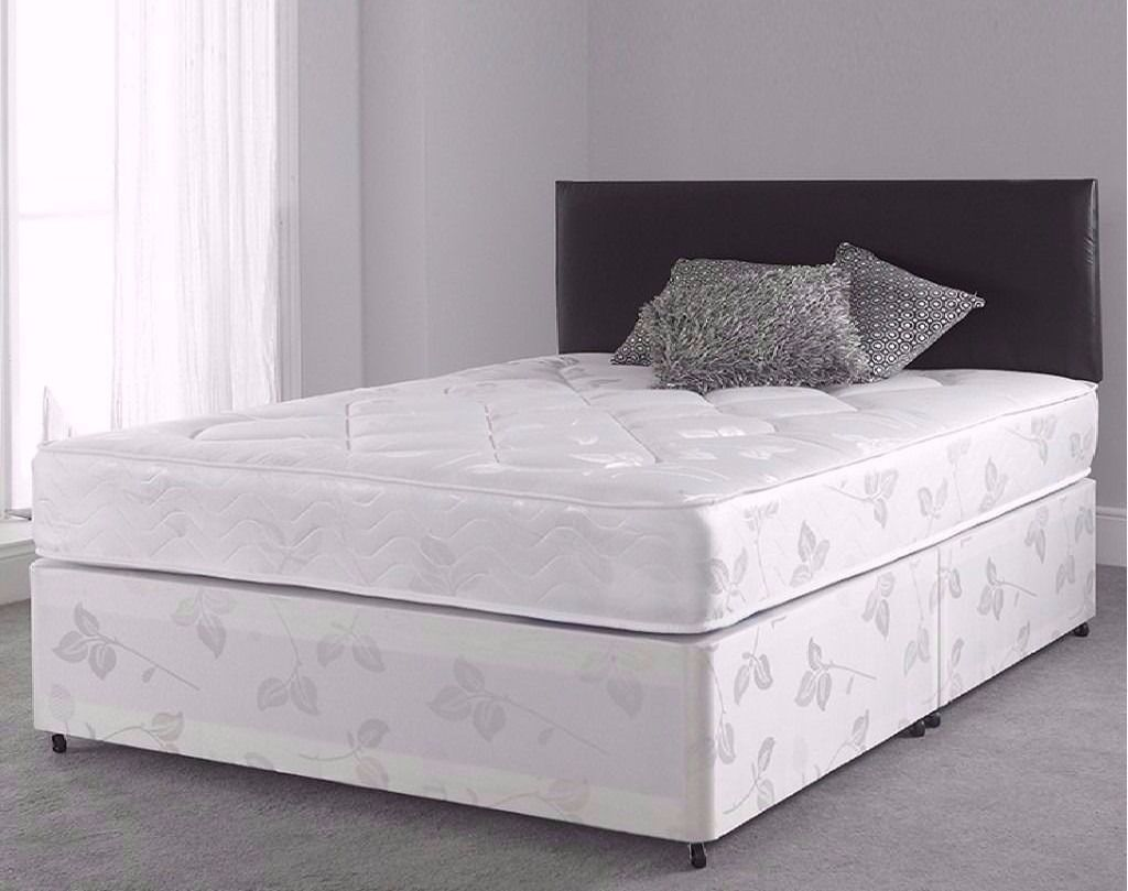 Brand New Double/Small Double Divan Bed Bases with