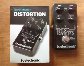 Dark matter guitar pedal *nearly new*