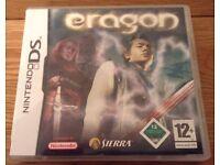 Eragon Nintendo DS Game