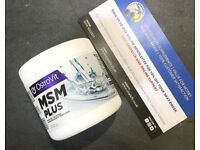 OstroVit MSM PLUS 300 g - great for your joints!! Alleviates inflammation!