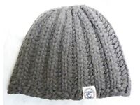 Vintage ABERCROMBIE by RUEHL Cashmere / Wool Beanie hat