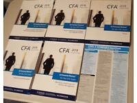 2018 CFA Level 2 Schweser Notes & Premium Materials. All books available!