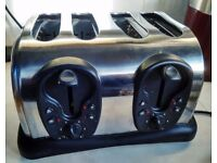 Russell Hobbs 4 slices toaster