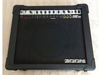 Zoom Fire-30 Combo Guitar Amplifier with Digital Effects and Tuner for sale