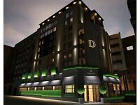 Bar & Grill Reservationist at Dakota Deluxe Leeds (on Greek St, starting March)