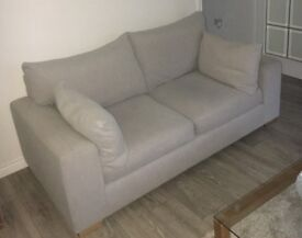 Large Sofa & Chair