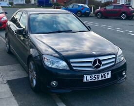 Mercedes AMG Sport C200 Full Service history. Recent service and Tyres. Great condition.