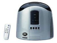 Hepa Air Purifier with Ioniser, white noise machine