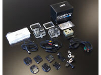 GoPro HD HERO with Spare Housing and Accessories