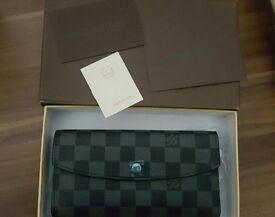 Brand new with box Louis Vuitton wallet...