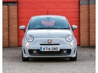 Abarth Fiat 500 1.4 T-Jet 3dr Stunning condition
