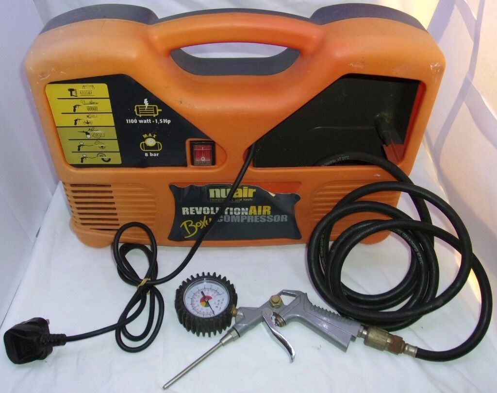 Boxy Air Compressor