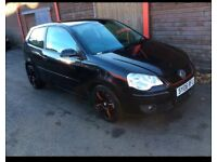 Excellent condition VW polo 1.2S