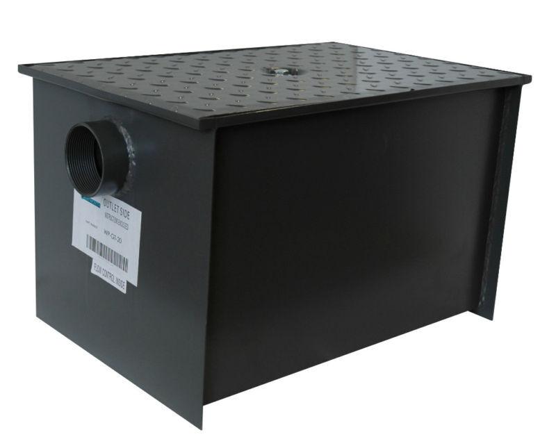 WentWorth Grease Trap interceptor New 150lb 75 GPM Model# WPGT75
