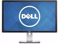 "Dell P2715Q UltraHD 4K 27"" Monitor"