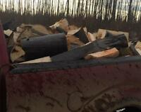 Loads of extra dry firewood cut and split