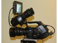 I am selling my trusty EX3 Camcorder.In good working order and lots of extras.