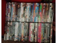 64 dvds