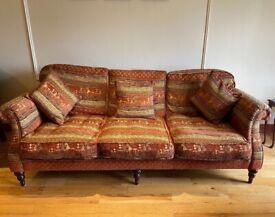 3 Seater & 2 Seater Sofa Set
