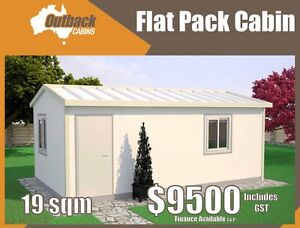 Outback Cabins Installers wanted $2000-$5000 per job Chipping Norton Liverpool Area Preview