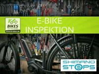 Shimano Steps E-Bike Inspektion Service Update Kapazitätstest Nordrhein-Westfalen - Bottrop Vorschau