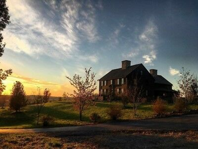 The Americana: The Home of The Venerable Captain John Parke