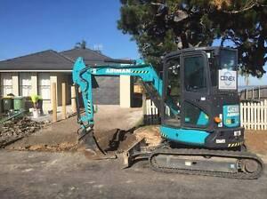 Excavator Hire Newcastle Newcastle Area Preview