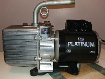 Jb Industries Dv-285n Platinum 10 Cfm Vacuum Pump Used Work Good Condition