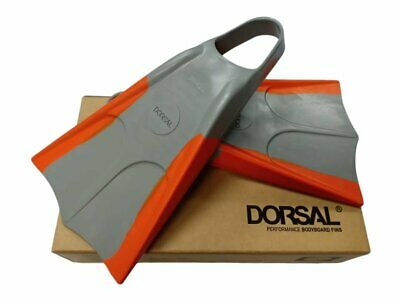 DORSAL Bodyboard Swimfins  Grey