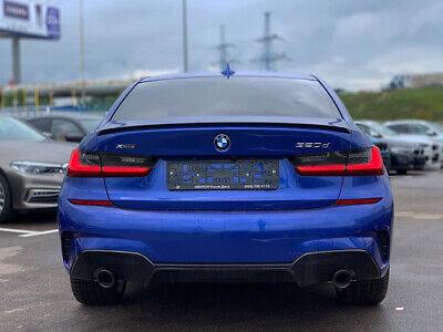 Diffusor Heckansatz für BMW 3er F30 F31 M Paket Performance Heckschürze Duplex 3