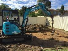 Excavator Hire Newcastle Newcastle Area Preview