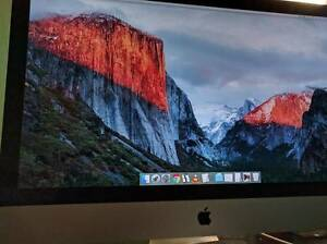 "27"" inch iMac, Core i5 2.8GHz, 1TB HARDDRIVE, 4GB RAM St Kilda West Port Phillip Preview"