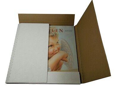 50 - ( Best Value ) LP Record Album Book Box Mailers