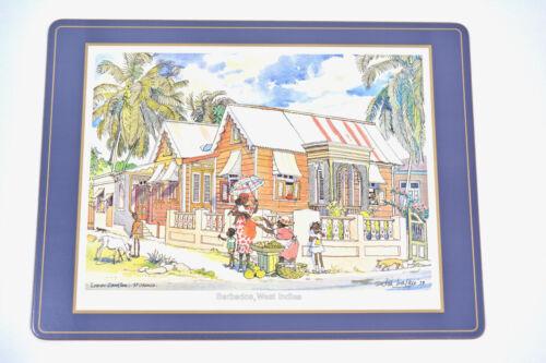 Vintage MCM Jill Walker Barbados Lower Carlton St James Caribbean Art