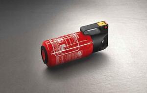 BMW Genuine Powder Fire Extinguisher Set 72600000335