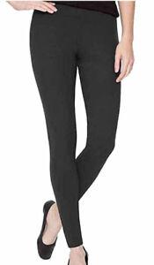 Matty M Ladies' Leggings Pants GRAY with Pockets Size XL NEW