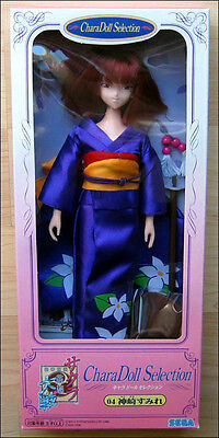 "Sakura Wars 11"" SEGA Chara Doll CharaDoll Selection 04 Sumire Kanzaki FIGURE New"