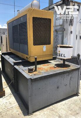 Used 100 Kw Kohler 100rozj Diesel Generator