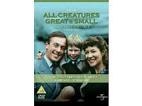 Brand new All Creatures Great and Small Christmas Special DVD