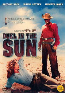 Duel In The Sun (1946) New Sealed DVD Gregory Peck