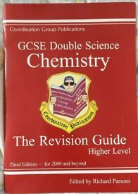 GCSE Doyble Science Chemistry Revision Guide 3rd Edition