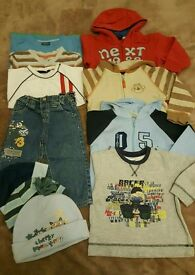 12-24 months clothes for boy