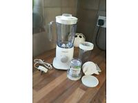 Kenwood blender/smoothie/soup maker with all accessories
