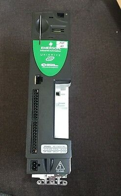 Emerson Unidrive Sp Sp0404 3ph 480v 1.1kw 1-12 Hp Servo Drive W Smart Card