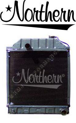 Northern 219522 Ford 2000 3000 4000 2600 231 233 250c 330 Radiator D8nn8005pa