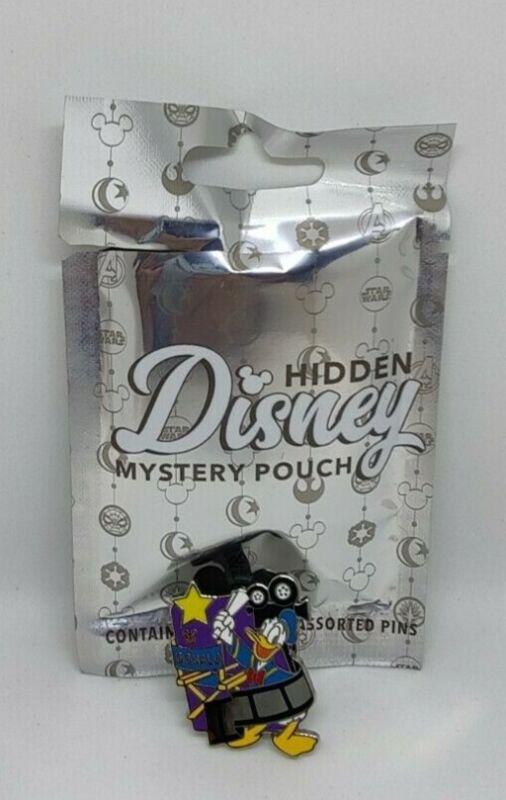 California Activities Donald Duck 2020 Disneyland DLR Hidden Mickey Series 1 Pin