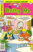 Betty and Me Comic